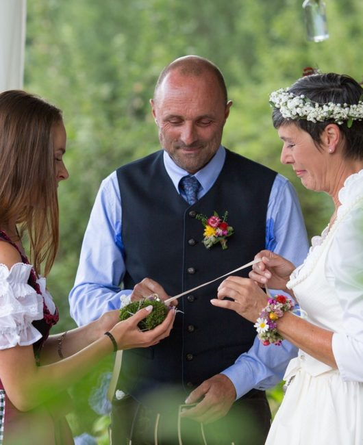 Mery Belvedere emotional wedding planner Canton Ticino Svizzera - wedding at home